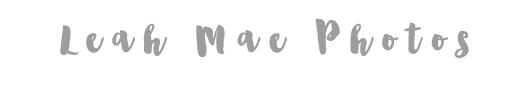 Leah Mae Photos logo
